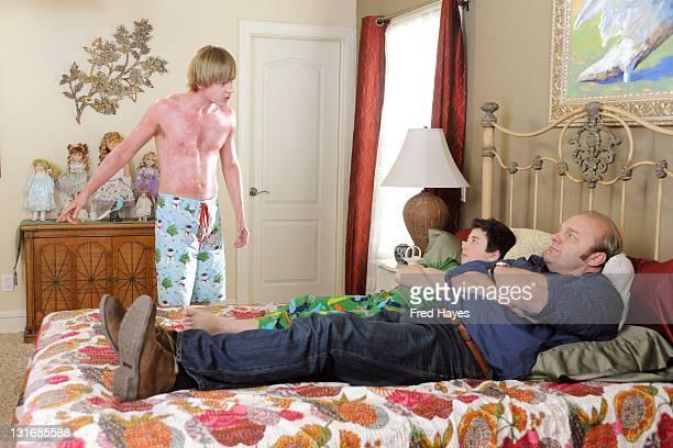 S CHRISTMAS The cast of Disney Channel's hit family sitcom Good Luck Charlie Bridgit Mendler LeighAllyn Baker Bradley Steven Perry Mia Talerico Eric...