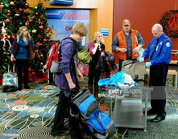 S CHRISTMAS The cast of Disney Channel's hit family sitcom Good Luck Charlie Bridgit Mendler LeighAllyn Baker Bradley Steven Perry Mia Talerico Eric...