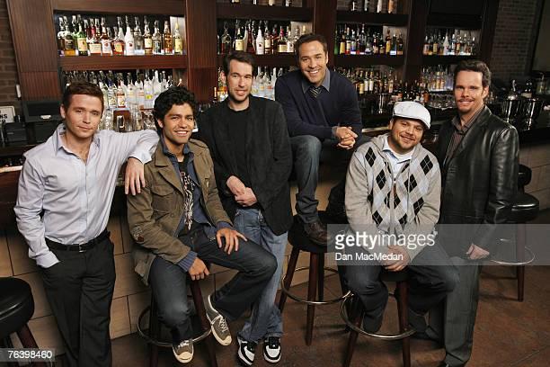 The Cast of Entourage Cast of Entourage The Cast of Entourage USA Today April 5 2007 West Hollywood California