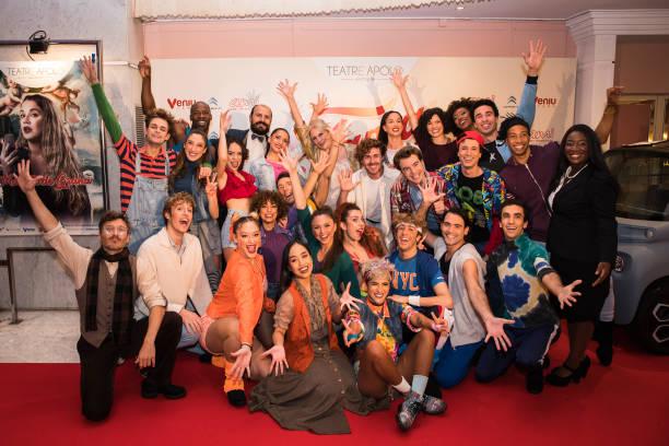 "ESP: ""Fama. El Musical"" Premiere In Barcelona"