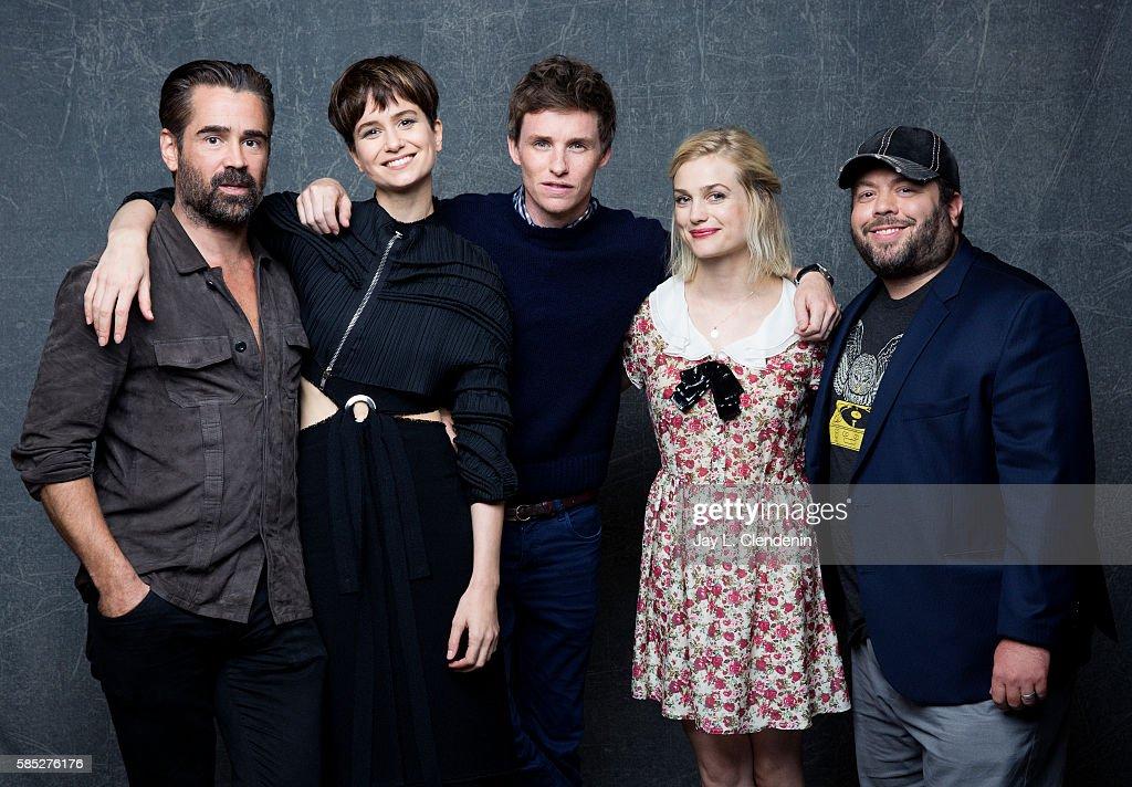 Comic Con Portraits, Los Angeles Times, July 22, 2016