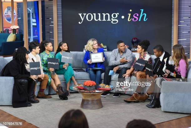 GMA DAY The cast of Freeform's grownis are guests on GMA DAY Wednesday January 2 2019 GMA Day airs MondayFriday on the Walt Disney Television via...