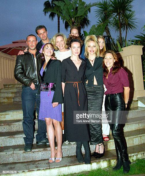 The Cast of French TV Series 'SaintTropez'