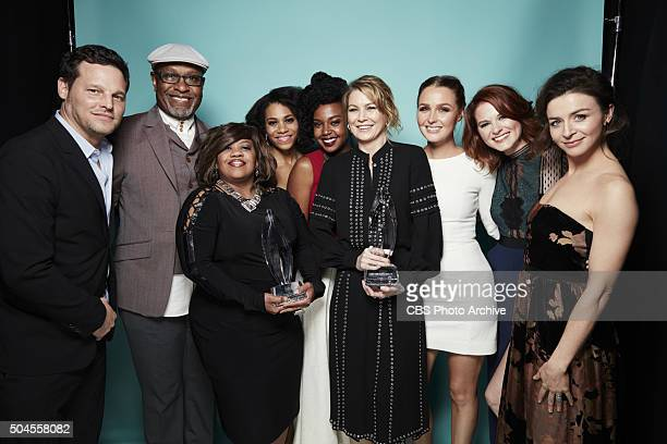 Greys Anatomy Cast Stock Photos and Pictures | Getty Images