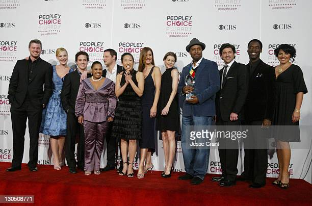 Greys Anatomy Cast Pictures and Photos   Getty Images