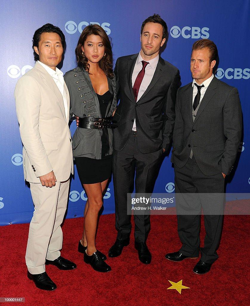 2010 CBS UpFront : News Photo