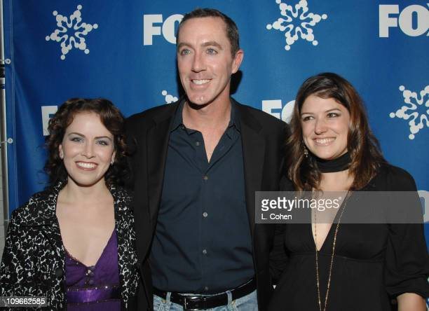 """The cast of """"Madtv"""" during The Fox All-Star Winter 2007 TCA Press Tour Party - Red Carpet and Inside at Villa Sorriso in Pasadena, California, United..."""
