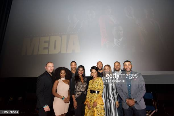 The Cast of Media Stelio Savante Jillian Reeves Brian White Denise Boutte Penny Johnson Jerald Stephen Bishop Chrystee Pharris Finesse Mitchell and...
