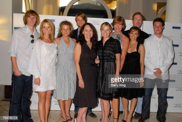 The Cast of Our Very Own Actor Derek Carter actress Cheryl Hines guest actor Josh Holt actress Beth Grant actress Amy Landers actress Allison Janney...