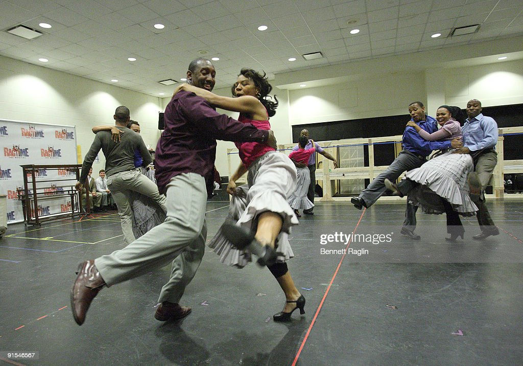 """Ragtime"" Broadway Revival - Rehearsals : News Photo"