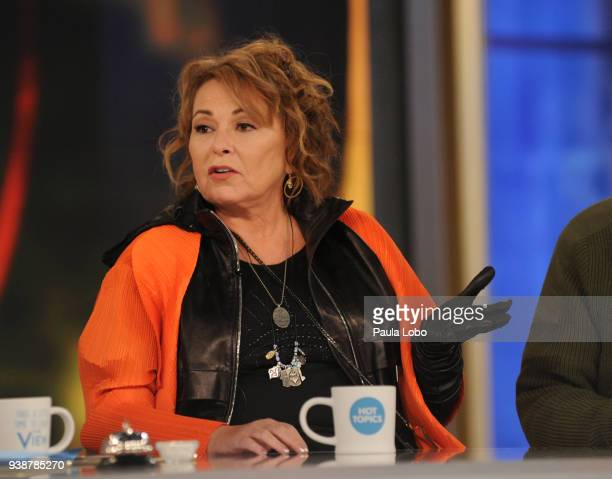 THE VIEW The cast of Roseanne appear on ABC's 'The View' today Tuesday 3/27/18 'The View' airs MondayFriday on the ABC Television Network BARR