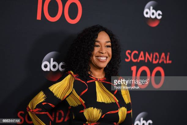"""The cast of Scandal attended a 100th episode celebration in West Hollywood, CA. The 100th episode, entitled """"The Decision, airs THURSDAY, APRIL 13 ,..."""