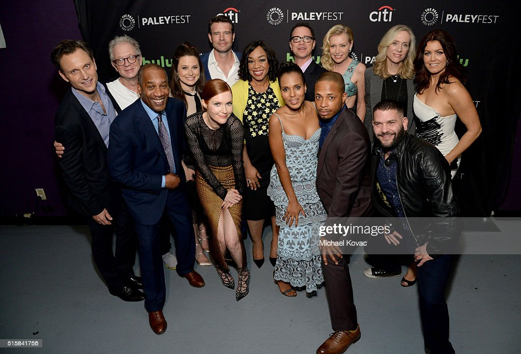 "The Paley Center For Media's PaleyFest 2016 Honoring ""Scandal"""