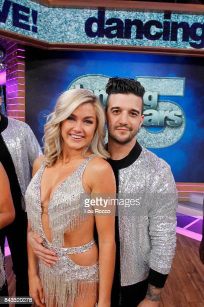 AMERICA The cast of Season 25 of Dancing with the Stars are announced live on Good Morning America Wednesday September 6 2017 on the Walt Disney...