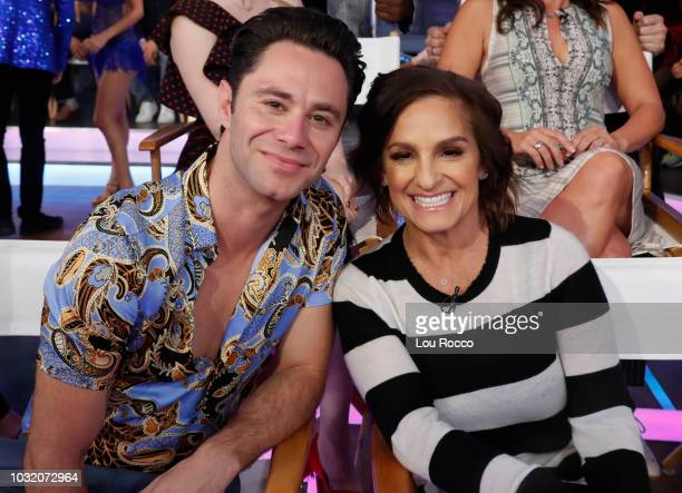 AMERICA The cast of Season 27 of 'Dancing With the Stars' is revealed live on 'Good Morning America' Wednesday September 12 2018 on ABC SASHA