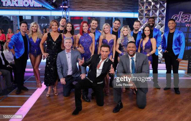 AMERICA The cast of Season 27 of 'Dancing With the Stars' is revealed live on 'Good Morning America' Wednesday September 12 2018 on ABC CARRIE