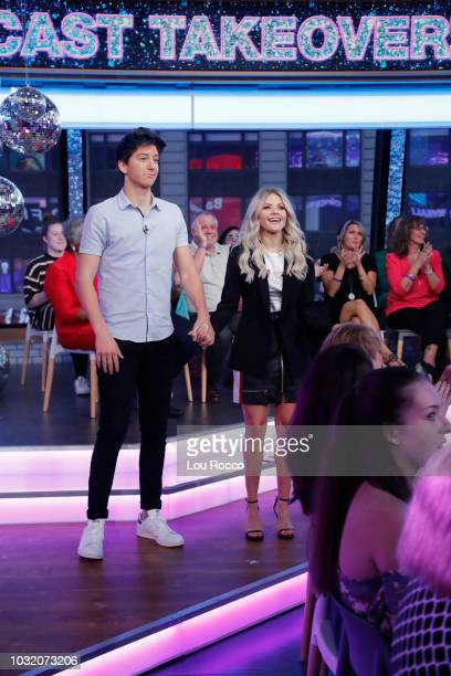 AMERICA The cast of Season 27 of 'Dancing With the Stars' is revealed live on 'Good Morning America' Wednesday September 12 2018 on ABC MILO