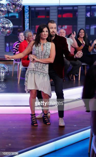 AMERICA The cast of Season 27 of 'Dancing With the Stars' is revealed live on 'Good Morning America' Wednesday September 12 2018 on ABC DANIELLE