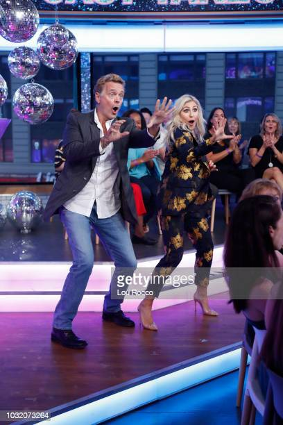 AMERICA The cast of Season 27 of 'Dancing With the Stars' is revealed live on 'Good Morning America' Wednesday September 12 2018 on ABC JOHN