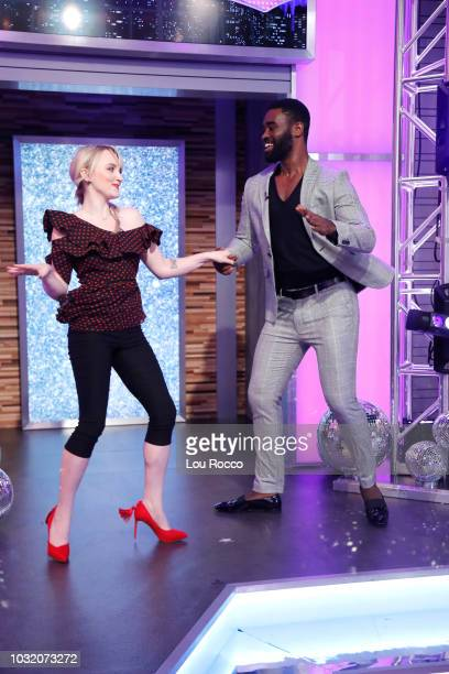 AMERICA The cast of Season 27 of 'Dancing With the Stars' is revealed live on 'Good Morning America' Wednesday September 12 2018 on ABC EVANNA