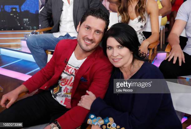 AMERICA The cast of Season 27 of 'Dancing With the Stars' is revealed live on 'Good Morning America' Wednesday September 12 2018 on ABC NANCY