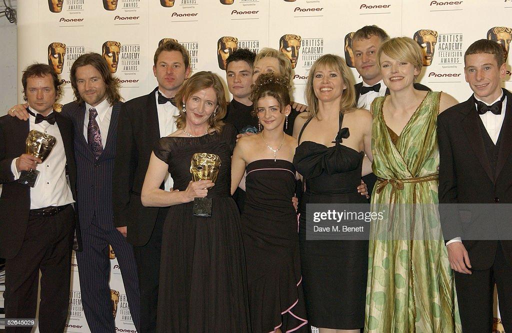 The Pioneer British Academy Television Awards - Awards Room : News Photo