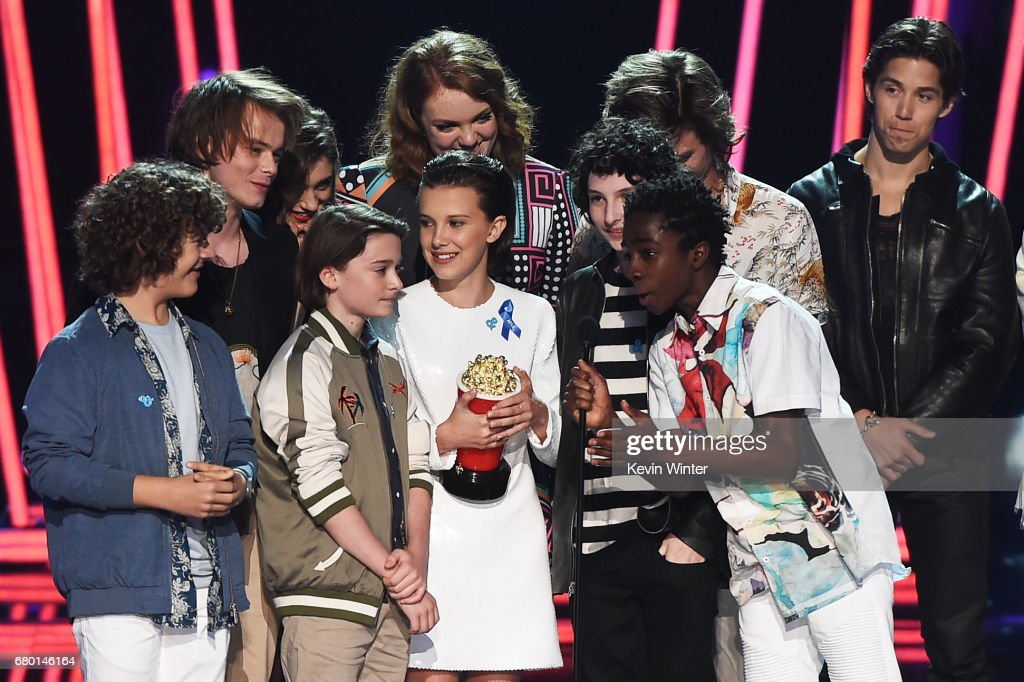 2017 MTV Movie And TV Awards - Show : News Photo