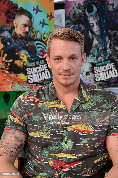 "The cast of ""Suicide Squad"" takes over GOOD MORNING AMERICA, 8/1/16, airing on the Walt Disney Television via Getty Images Television Network. JOEL..."