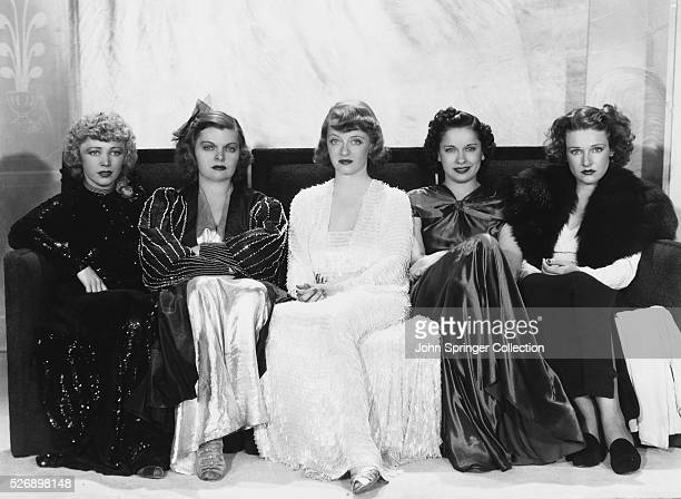 Bette Davis as Mary Dwight Strauber Lola Lane as Dorothy 'Gabby' Marvin Isabel Jewell as Emmy Lou Eagan Rosalind Marquis as Florrie Liggett and Mayo...