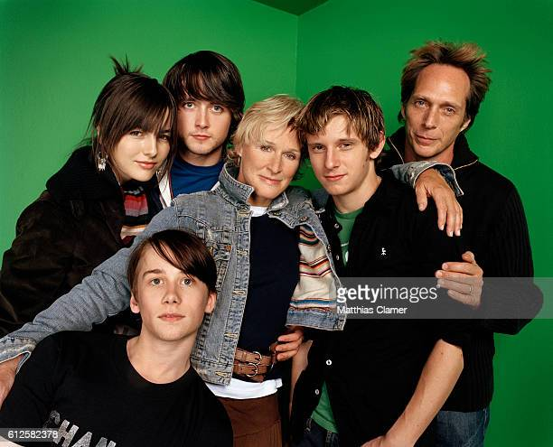 The cast of the 2005 film The Chumscrubber are LR Camilla Belle Justin Chatwin Glenn Close Jamie Bell William Fichtner and Lou Taylor Pucci