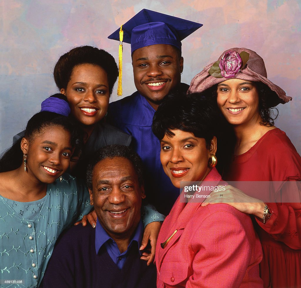 Cast of the Cosby Show, Entertainment Weekly, 1992