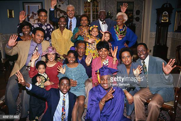 The cast of the Cosby Show Deon Richmond MalcolmJamal Warner Geoffrey Owens Gary LeRoi Gray Sabrina Le Beauf Keshia Knight Pulliam Bill Cosby...