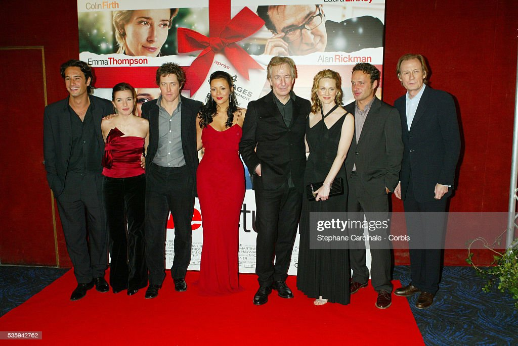 """Love Actually"" Premieres in Paris : News Photo"