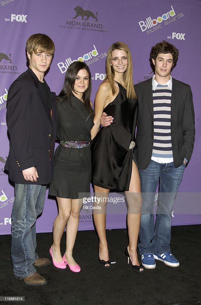 The 2003 Billboard Music Awards - Press Room : News Photo