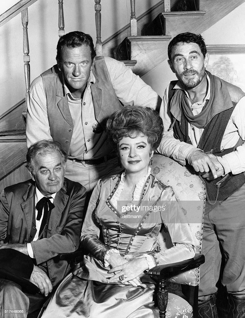 Cast of Gunsmoke Pictures | Getty Images