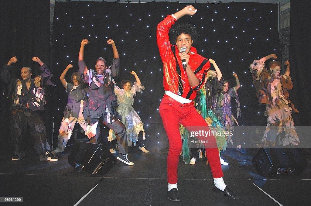 Thriller - Live : Nieuwsfoto's
