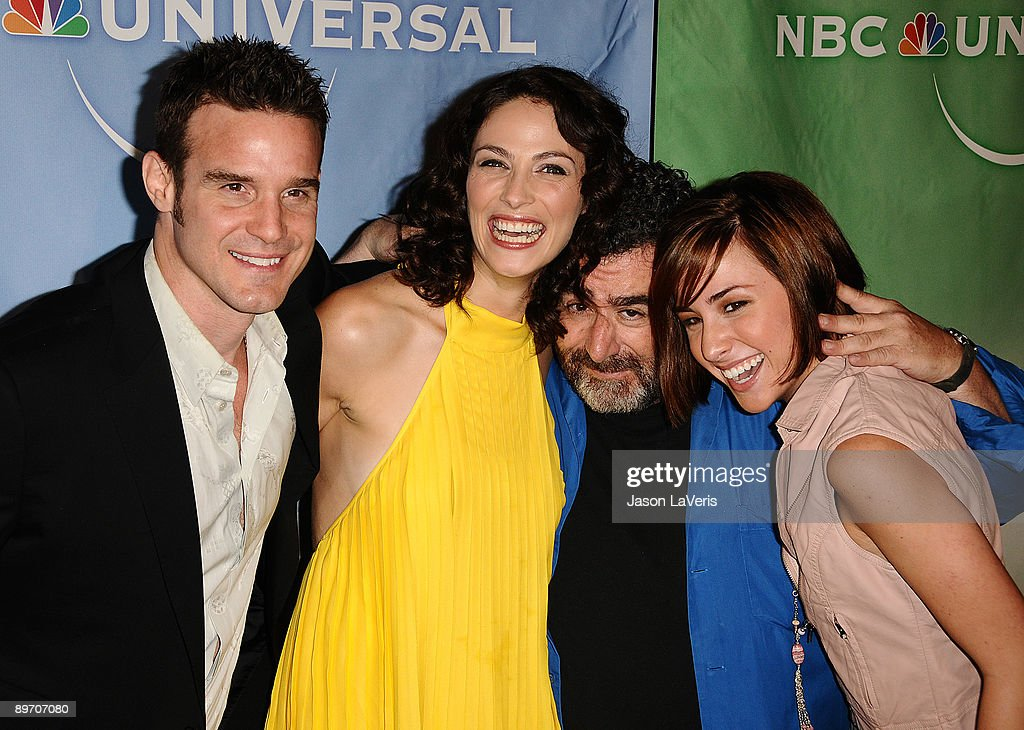 2009 TCA NBC and Universal's Press Tour All-Star Party - Arrivals : News Photo
