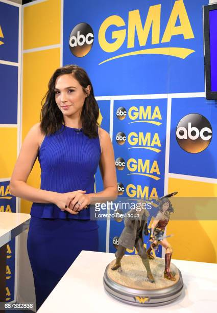AMERICA The cast of 'Wonder Woman' visit 'Good Morning America' on Tuesday May 23 airing on the ABC Television Network GAL