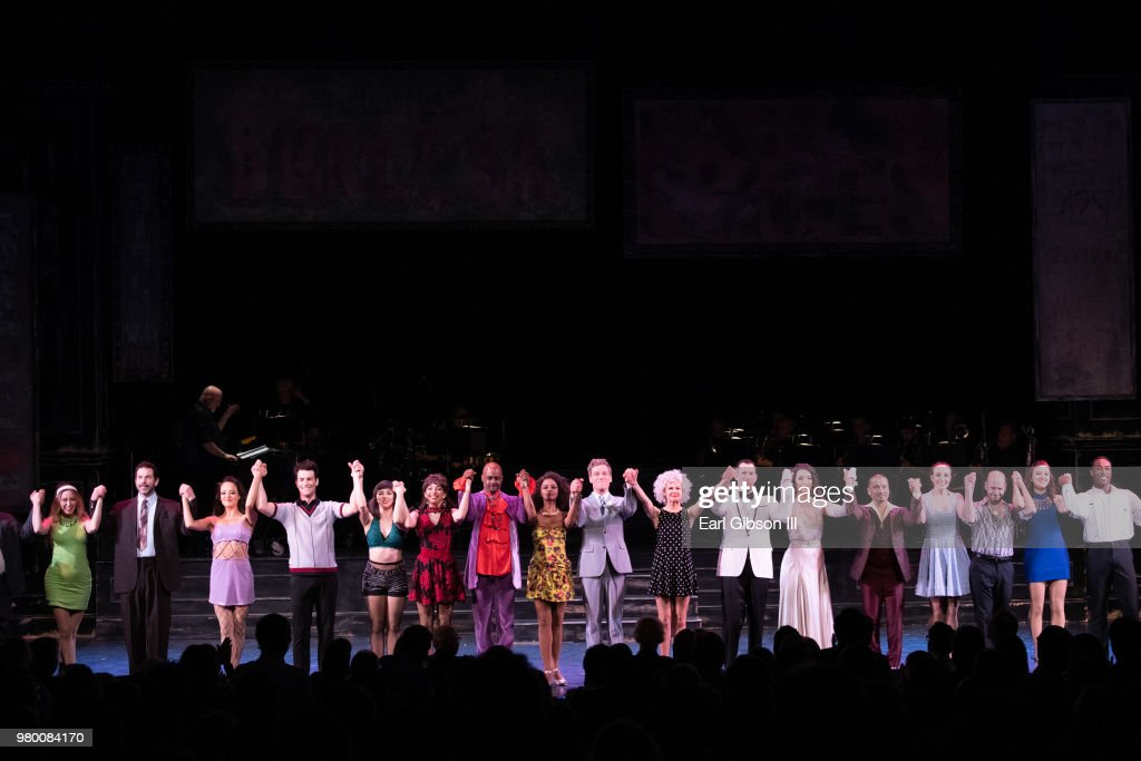 """Reprise 2.0 Presents """"Sweet Charity"""" Opening Night Performance"""