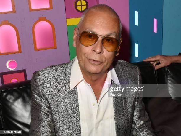 The Castel Roman de la Nuit Awarded writer Valentin Cheron attends 'Ma Nuit Chez Castel' Book Signing at Castel on September 19 2018 in Paris France