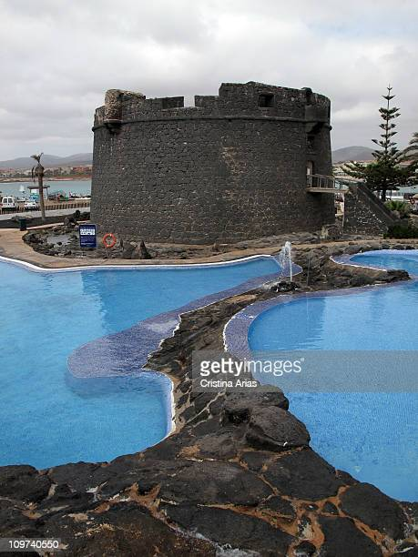 The castle of Caleta de Fuste a small fortification of the 17th century which is located next to the marina and currently surrounded by resorts...