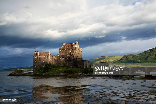 Das Schloss Eilean Donan