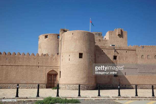 The Castle of Jabrin Or Castle of Jabreen Is A Residential Castle Also Called As A Fort From The Middle Ages In The Desert of Oman The Castle Lies In...