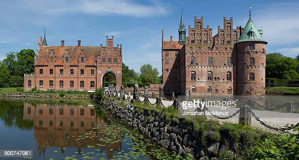CONTENT] The castle was built in 1554 and subsequently restored by the Swedish architect Helgo Zetterwall in the late nineteenth century