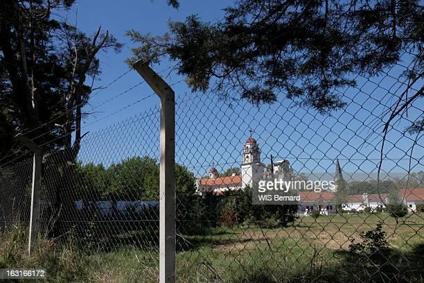 The Castles Camp Of The Bishop Williamson Depuis ses propos niant l'Holocauste l'évêque britannique Richard WILLIAMSON que le Pape voulait réintégrer...