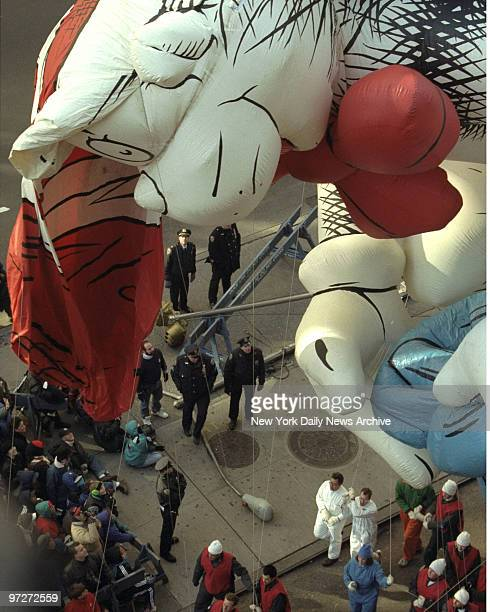 The Cat In The Hat are the signature pieces of the Macy's Thanksgiving Day Parade The Cat In The Hat is the classic children's storybook character...