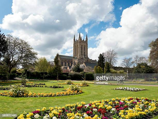 The Cathedral and Abbey Gardens, Bury St Edmunds