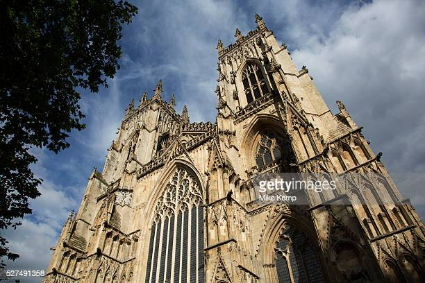 The Cathedral and Metropolitical Church of Saint Peter in York, commonly known as York Minster, is the cathedral of York, England, and is one of the...