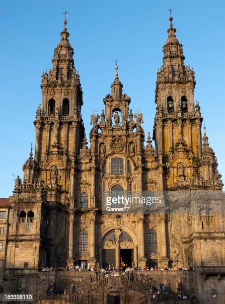 La Cattedrale di Santiago de Compostela, Spagna