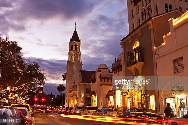 The Cathedral Basilica of St. Augustine